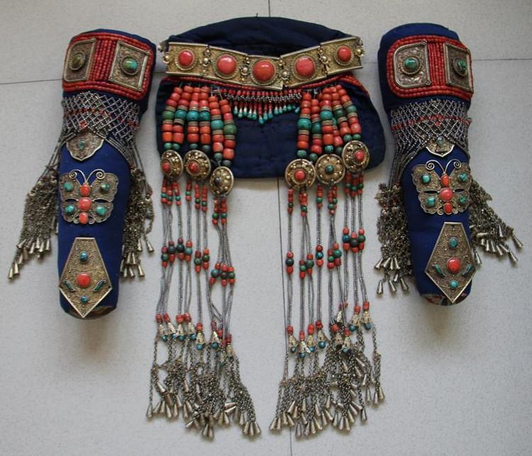 你所不知道的蒙古族妇女头饰