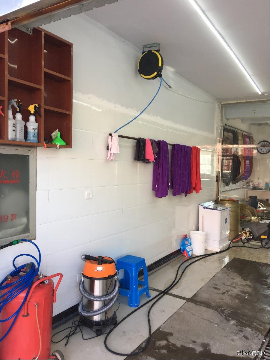 60平米洗车行装修图片